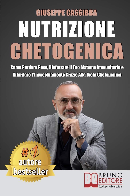 Libro NUTRIZIONE CHETOGENICA